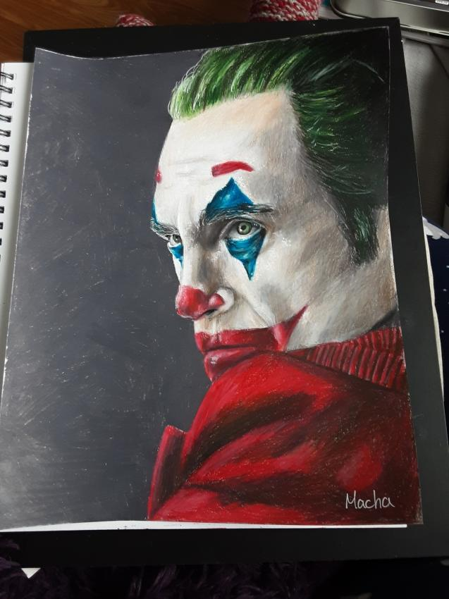 Joaquin Phoenix by Macha